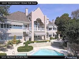 geist reservoir mansions million dollar luxury waterfront homes