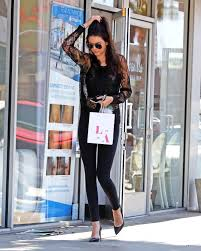 Home Decor Santa Monica Kendall Jenner Out Shopping In Santa Monica 06 23 2015