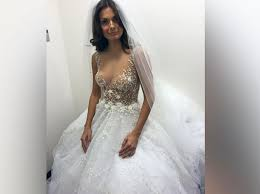 wedding dress images top 4 bold whimsical ladylike and risqué wedding dress trends of