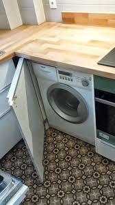 cuisine avec lave linge installateur de cuisine ikea et autres marques
