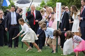 melania trump hosts 139th white house easter egg roll ktla