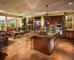 Kitchen Dining Room Layout Living Room Stunning Kitchen And Living Room With Glass Dining