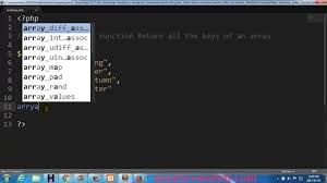 php array map php array function