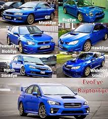 peanut eye subaru 1762 best subaru impreza wrx sti images on pinterest subaru