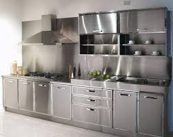 custom metal kitchen cabinets metal kitchen cabinets for your house pickndecor regarding metal