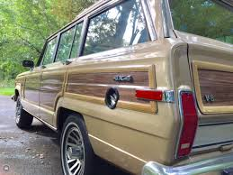 1989 jeep wagoneer limited 1989 jeep grand wagoneer grand wagoneer by classic gentleman