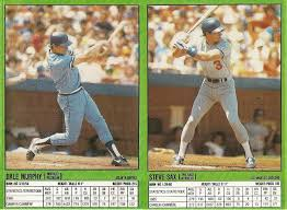 dale murphy price list supercollector catalog