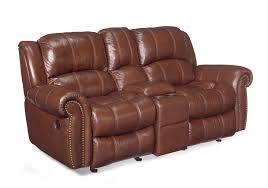 entertainment 2 glider leather reclining sofa products