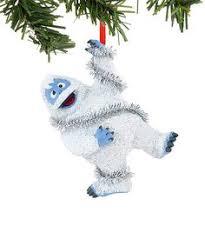 bumble christmas ornament