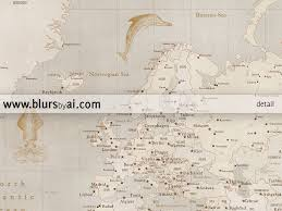 Barents Sea Map Personalized World Map Printable World Map With Cities In