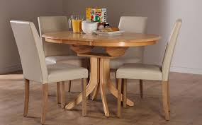 alluring round extendable dining table extendable kitchen table