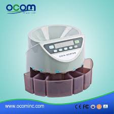 auto counting coin counter machine