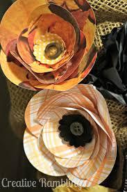 halloween flowers halloween burlap wreath creative ramblings