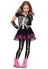 Sally Halloween Costumes Sally Halloween Costume Girls Sally Skelly Costume
