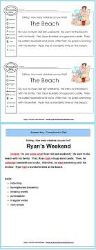 Editing And Proofreading Worksheets Practice Proofreading Skills With This Editing Worksheet And More