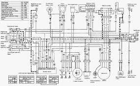 suzuki wiring diagram motorcycle sesapro com