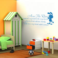 peter rabbit wall decal baby nursery wall quote baby room wall peter rabbit wall decal baby nursery wall quote baby room wall sticker kids bedroom decal 34
