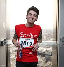 celebrities take part in the shelter vertical rush photos and