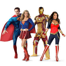 supergirl halloween costumes superheroes heroinas disfraces superman supergirl ironman wonder