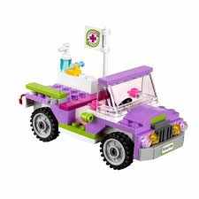 lego mini jeep lego friends jungle bridge rescue walmart com