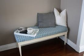 Pillow Top Bench Urbane Jane U2013 Coffee Table Transformed Into A Bench