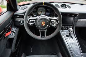 porsche dashboard 2016 porsche 911 gt3 rs review