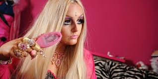human barbie doll 10 real people who decided to become human dolls clickzoom
