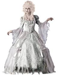 Victorian Style Halloween Costumes Ghostly Costumes Ghost Ghoul Halloween Costumes