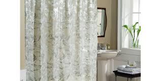 ideas for bathroom window treatments shower curtains for bathroom window amazing croscill shower