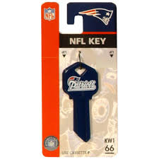 the hillman group 66 new england patriots house key 89763 the