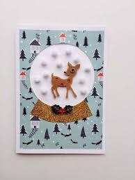 christmas cards handmade to make ne wall