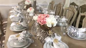 spring tablescape glam decor totally dazzled plus giveaway us