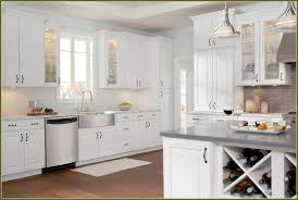 White Kitchen Cabinets White Appliances by Brilliant Painted Kitchen Cabinets With White Appliances And