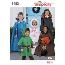 Halloween Costume Patterns Free Costume Sewing Patterns Simplicity