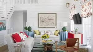 how to decorate an open floor plan living room youtube