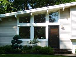 Exterior Home Design by Modern Design Mid Century Modern Exterior Color Schemes