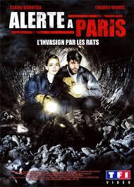 Alerte à Paris ! affiche