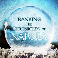 ranking chronicles narnia djedwardson