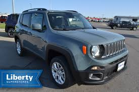jeep renegade light blue jeep renegade in rapid city sd liberty superstores