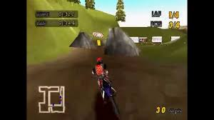 motocross madness 2 motocross mania ps1 youtube