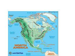 united states map with rivers and mountain ranges usa map with states mountains and rivers at maps landforms of