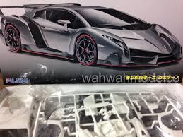 Lamborghini Veneno Model - fujimi 125831 124 rs 1 lamborghini veneno