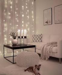 Interior Decorative Lights White Multi Strand Led Curtain Glimmer Strings Outdoor Areas