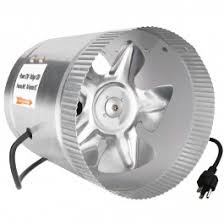 carbon filter fan combo 30 ipower 6 inch 240 cfm booster fan inline duct vent extractor for