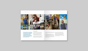 Comfort Products Distributing Omaha Sustainability Corporate U0026 Annual Report Design Webster