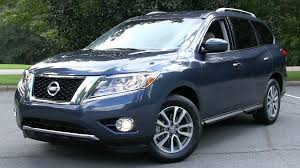 nissan pathfinder sl 2015 2015 nissan pathfinder start up road test and in depth review