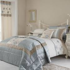 Duck Egg Blue Duvet Sets Buy Catherine Lansfield Home Signature Alicia Double Bed Duvet