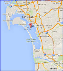San Diego City Map by San Diego Harbor San Diego County Cities Communities Neighborhoods