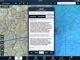 Winds Aloft Map 5 Foreflight Preflight Weather Tips Ipad Pilot News