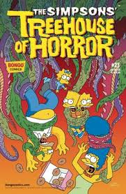 Treehouse Of Horror Online Free - the simpsons u0027 treehouse of horror wikisimpsons the simpsons wiki